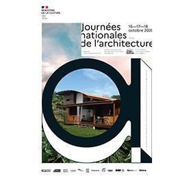 Design graphique : Chevalvert • Image architecture : Maison K, Remire-Montjoly, 2020 / BOA Architecture © Sophie Chénin - BOA Architecture • Ciel : © Kenrick Mills • Végétale : © Jaimie Phillips