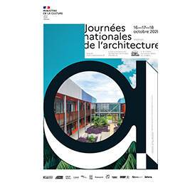 Design graphique : Chevalvert • Image architecture : Collège de Bébel, Sainte-Rose, 2020 / Emile Romney © Philippe Tirolien - IDLine Studio • Ciel : © Antonino Visalli • Végétale : © Chuttersnap