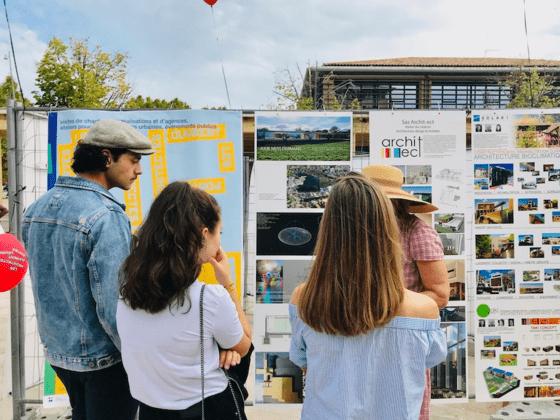 Pourquoi participer aux « Les architectes fêtent les journées nationales de l'architecture » édition 2019 ?